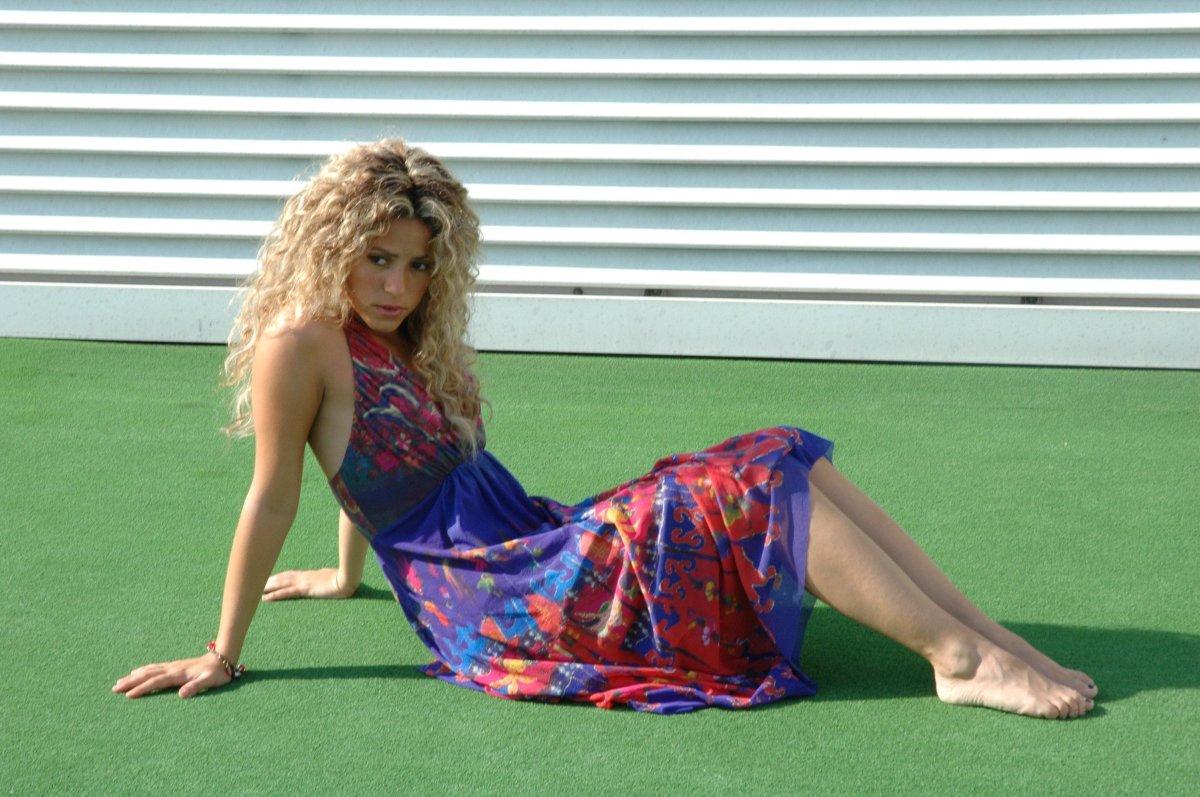 Shakira-Feet-1350397   giorgos gianou   Flickr
